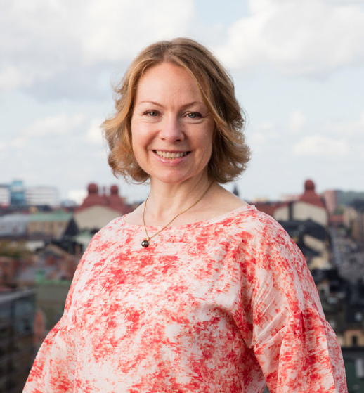 Sofia Ericsson Holm, investment lead at Industrifonden.