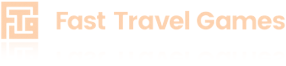 Fast travel games logo